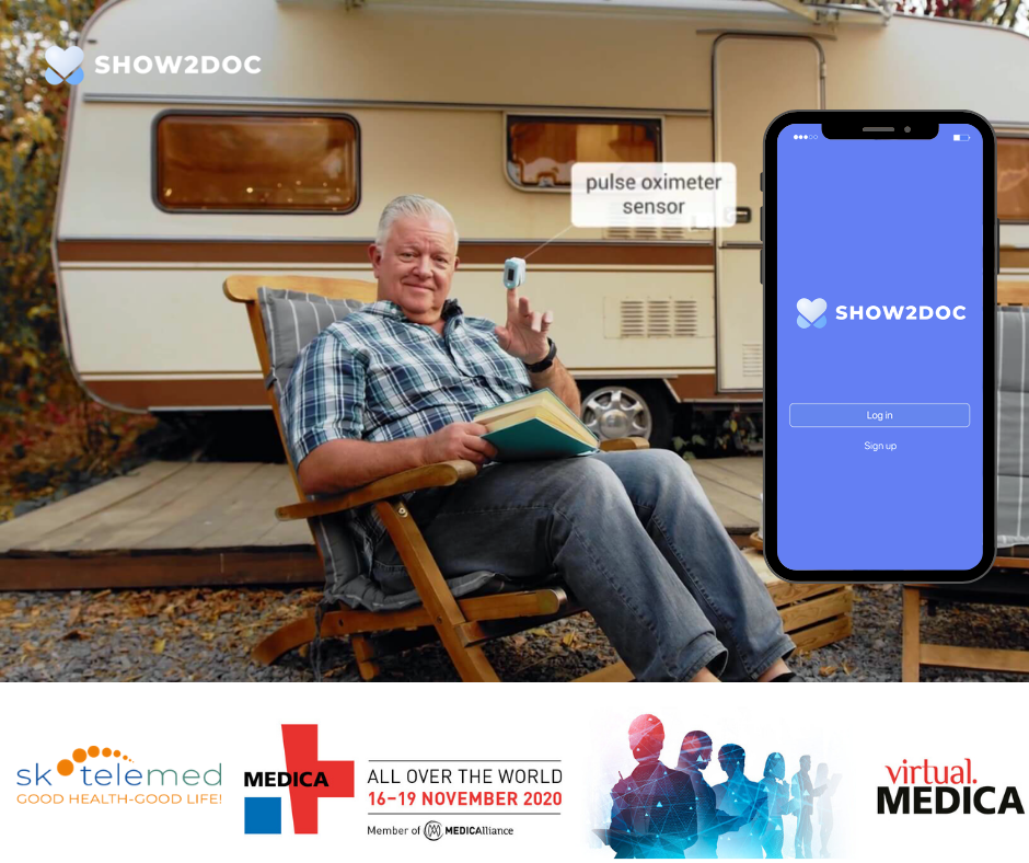 Show2Doc on Medica 2020